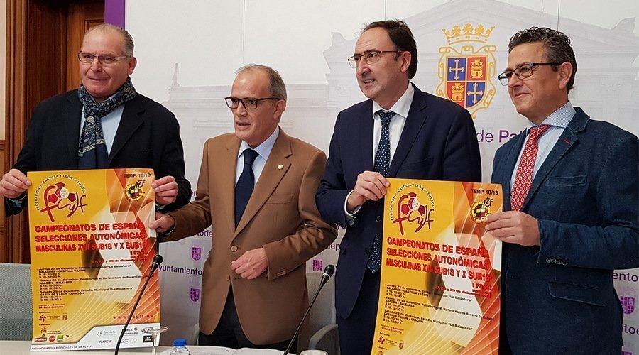 Las selecciones de Castilla y León y Baleares, abren el campeonato de España de Fútbol en La Balastera