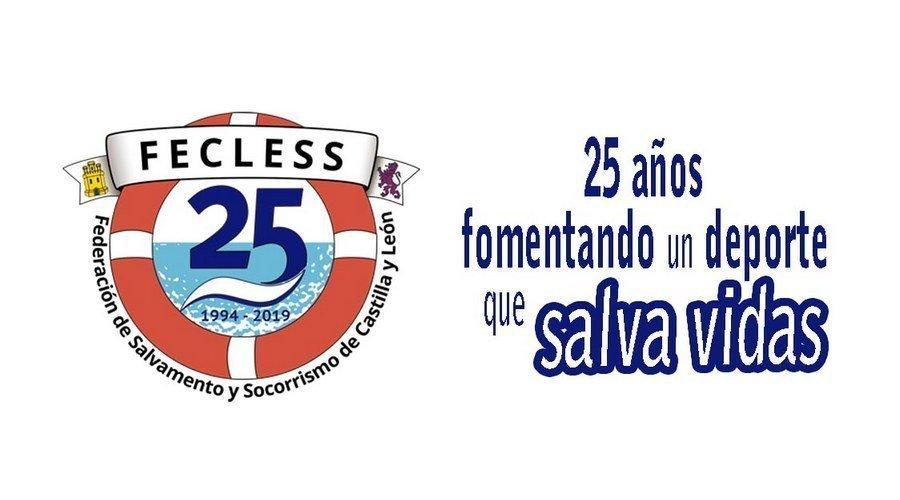 Salvamento de #CastillayLeón reconoce el compromiso de delegados y clubes en un acto en Palencia por su 25 aniversario