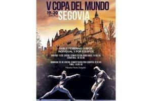 V Copa del Mundo Sable Junior Femenino @ Segovia. | Segovia | Castilla y León | España