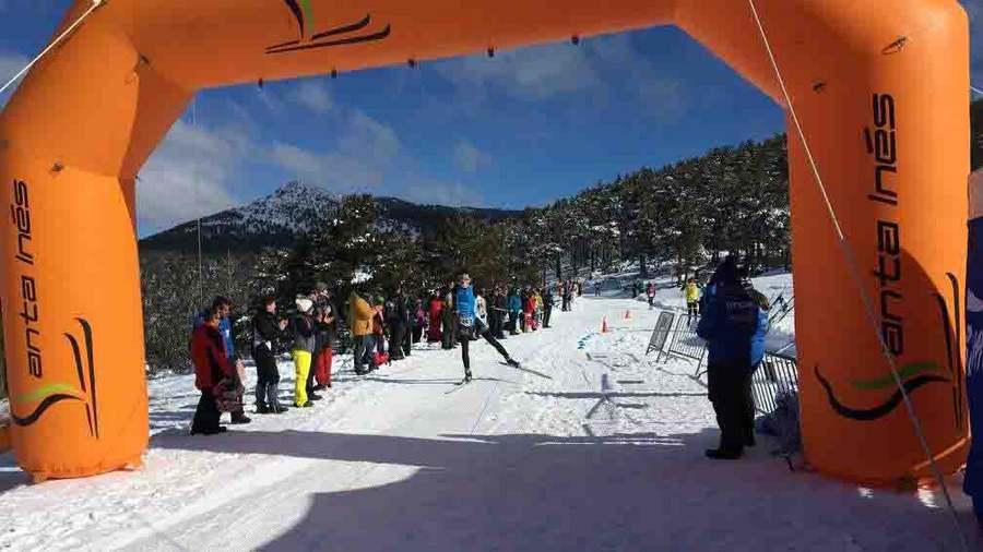 Soria inaugura la temporada 2019, con el campeonato de España de Triatlón de invierno
