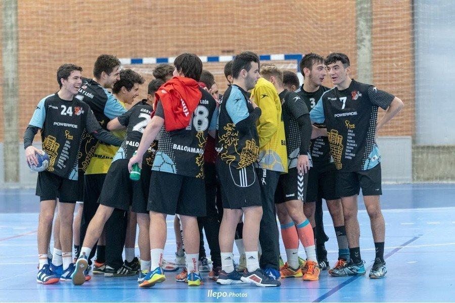 Comienza el CESA en Valladolid con todas las opciones para el balonmano de Castilla y León