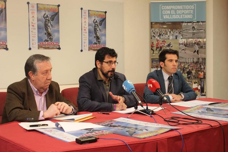 Valladolid acoge el Torneo Estatal de Tenis de Mesa con más de 700 participantes
