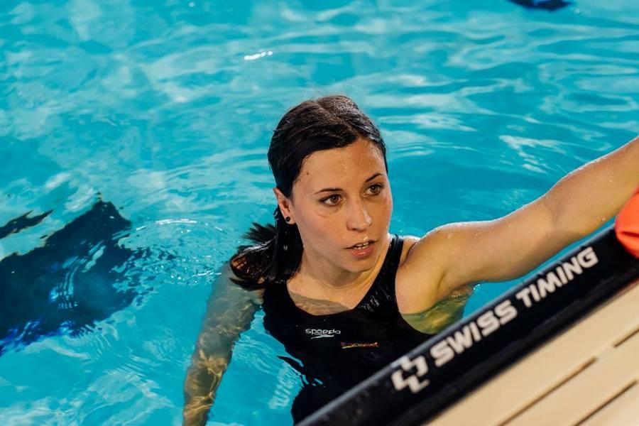 La élite de la piscina, con tres paralímpicos, en la final de la Liga de Natación Adaptada de Castilla y León