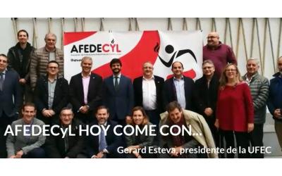 Afedecyl hoy come con… Gerard Esteva