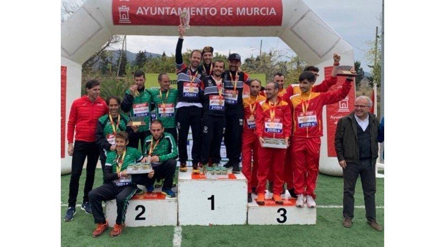 Castilla y León tercera en el I Campeonato de España de Trail por Federaciones