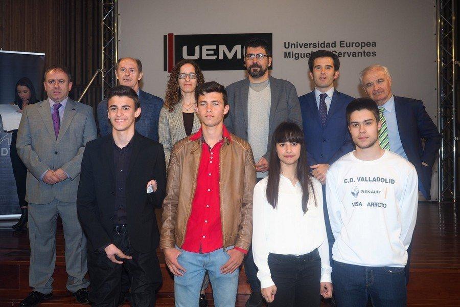 El tenista Mario González premio Joven Promesa de la Prensa Deportiva de Valladolid