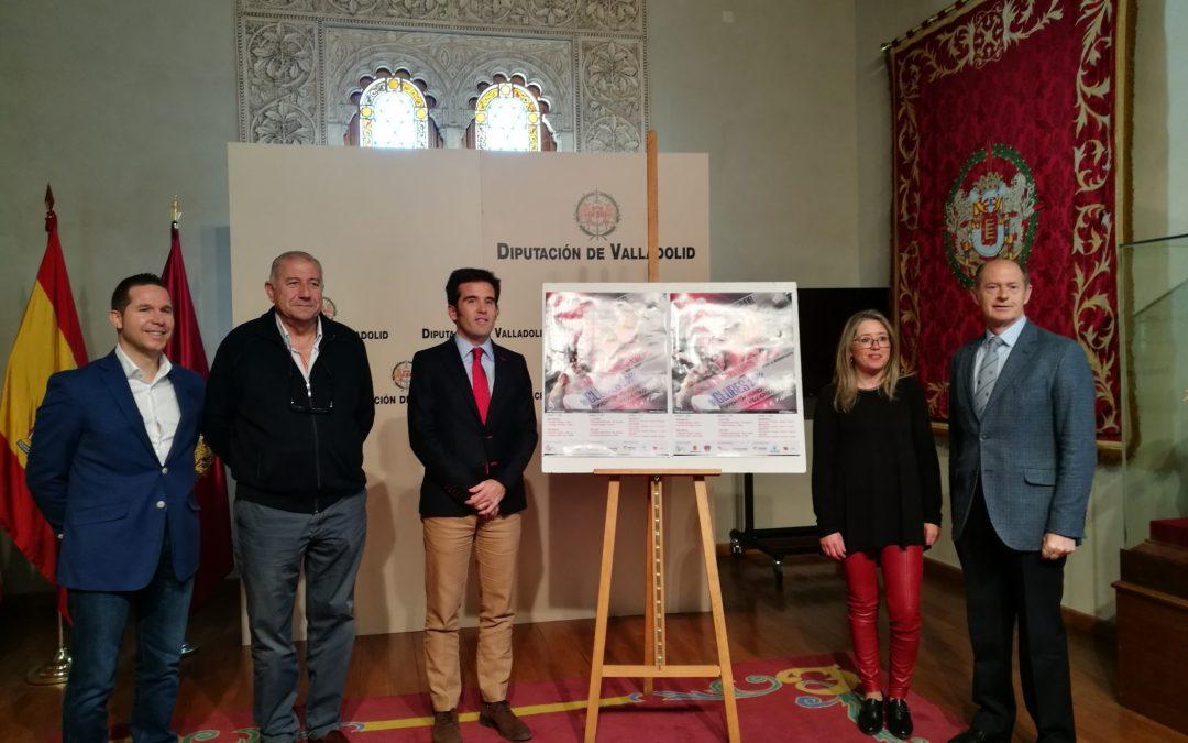 El frontón municipal de Íscar acoge el campeonato de España de 36 metros de Herramienta y Mano