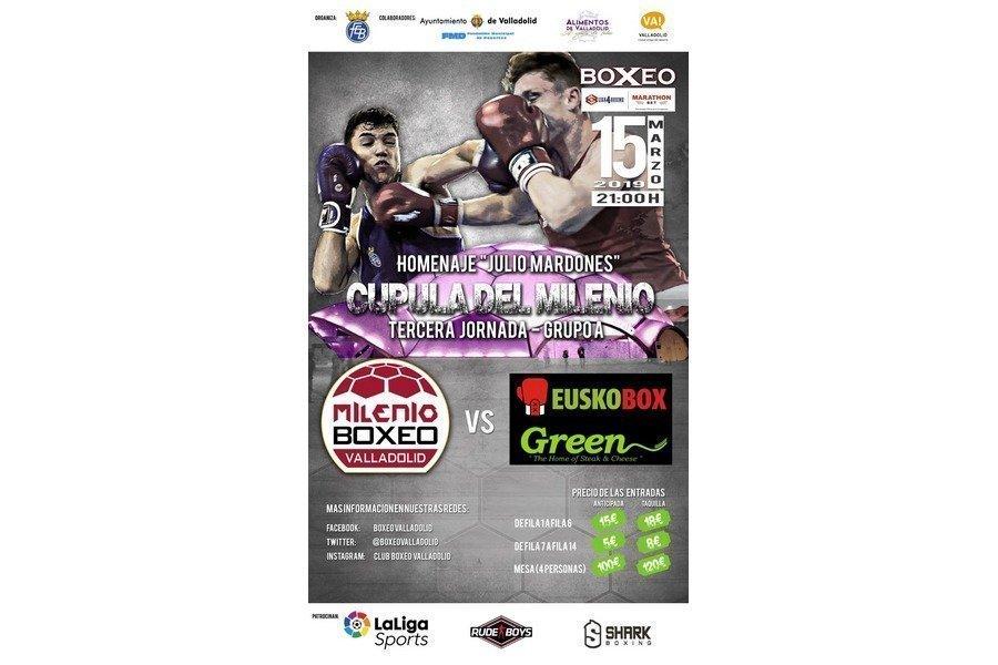 Liga4Boxing Marathonbet