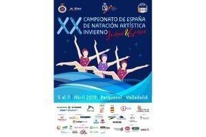 XX Campeonato de España de Invierno de Natación Artística Junior & Senior @ Valladolid. | Valladolid | Castilla y León | España