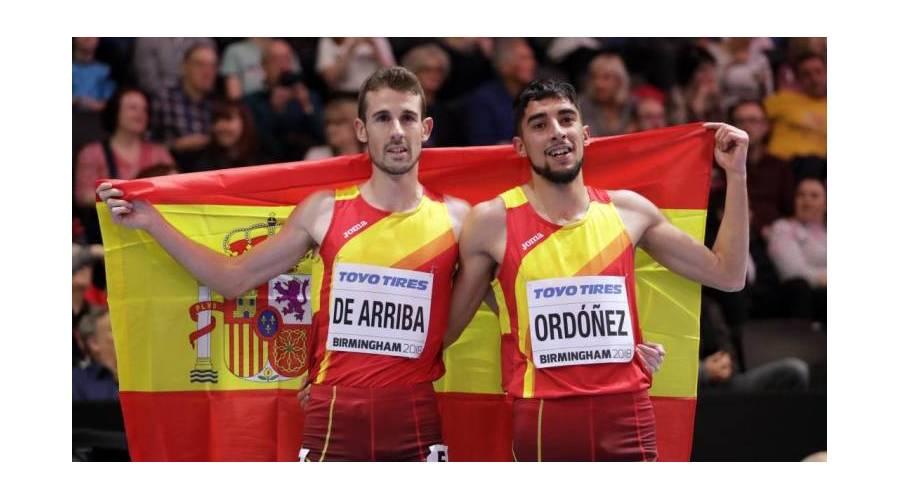 Seis atletas de Castilla y León acuden al Europeo de Pista cubierta de Glasgow con claras opciones de medalla