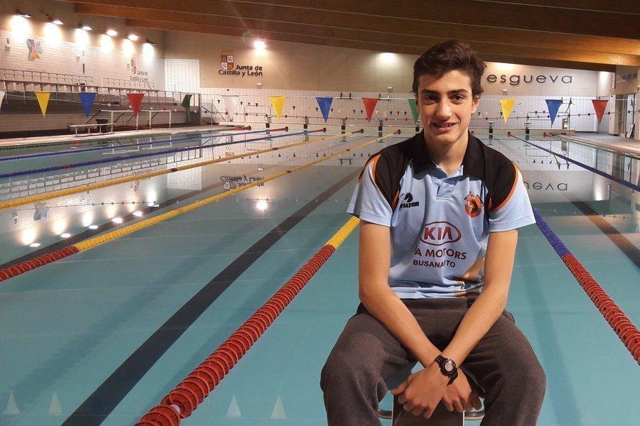 El socorrista zamorano, Javier Huerga Sánchez, preseleccionado para la Sanyo Cup 2019 de Salvamento y Socorrismo