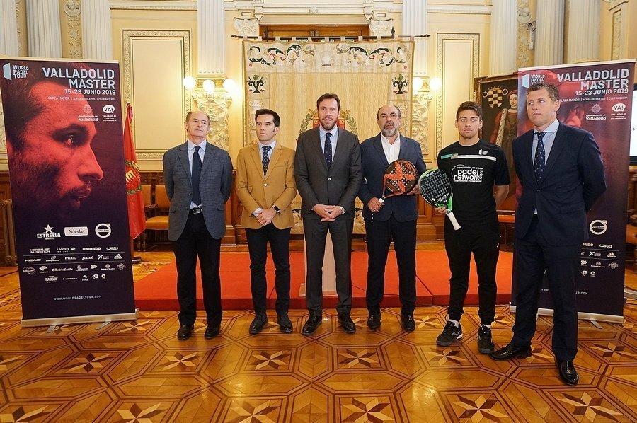 Valladolid incluida en el circuito Máster de Pádel que reunirá a los mejores jugadores del mundo