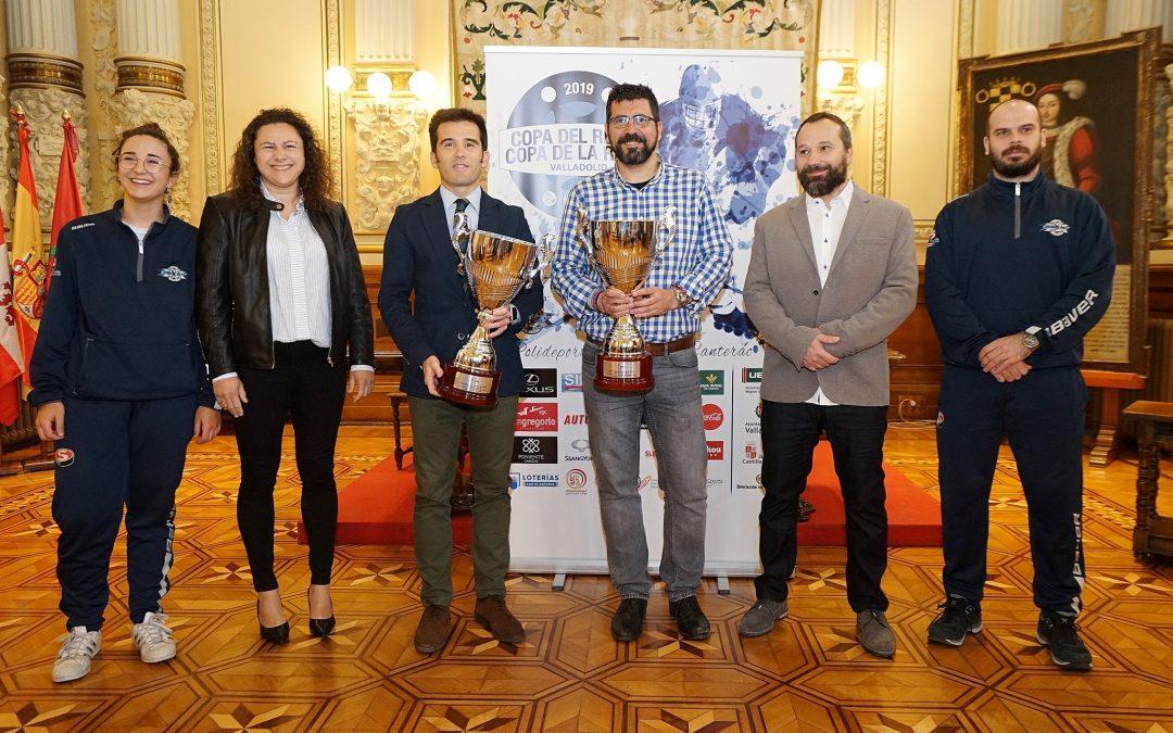 Valladolid acogerá la Copa del Rey y de la Reina de Hockey Línea del 18 al 21 de abril