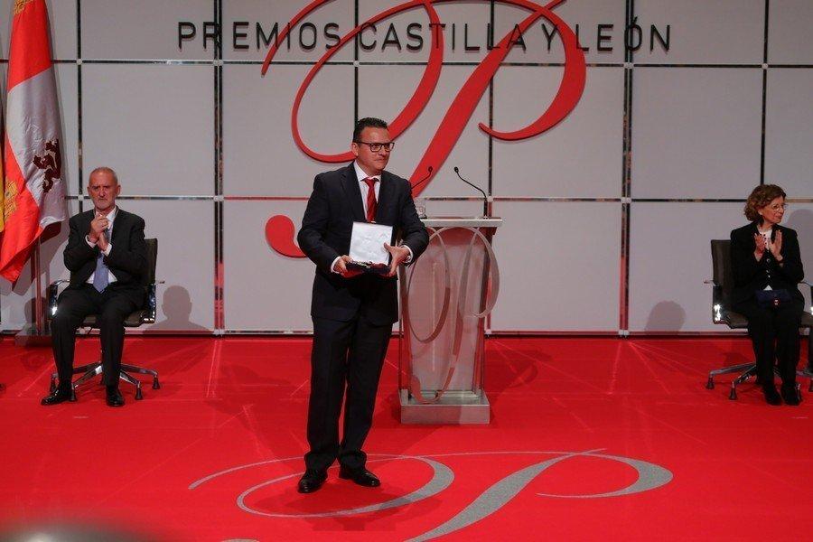 El grupo de piragüistas de Castilla y León, Premio Castilla y León del Deporte 2018