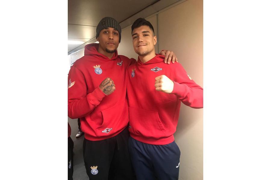 Tres púgiles del Club Boxeo Valladolid representarán al Equipo Nacional en el Belgrade Winner