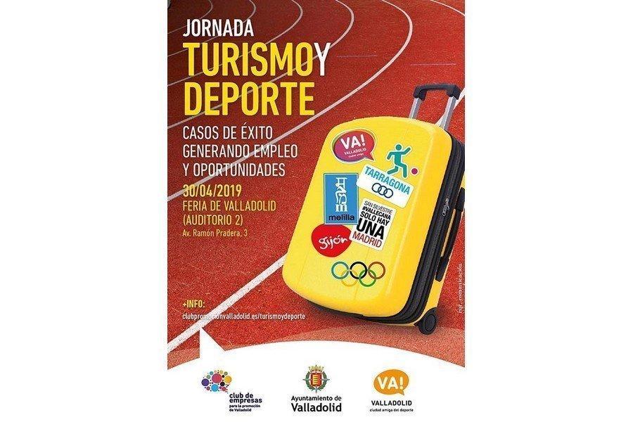 Una jornada analizará en Valladolid los casos de éxito de los eventos deportivos como desarrollo del turismo en las ciudades