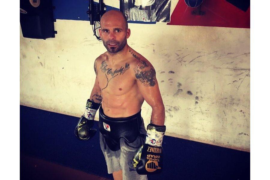 El púgil, Kiko Martínez, del Club Boxeo Valladolid, luchará en Nueva York por el campeonato del Mundo de Peso Pluma