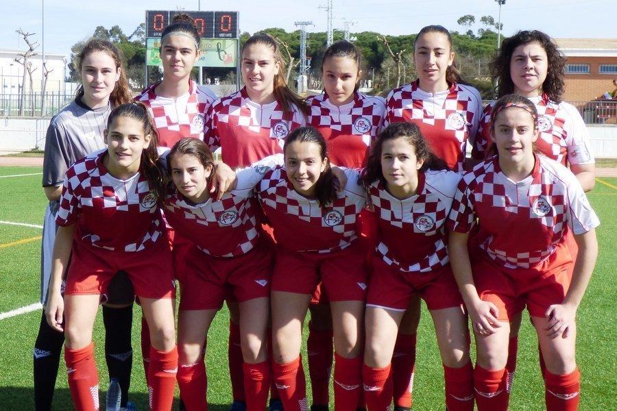 La burgalesa Carla Andrés convocada con la selección nacional sub17 de fútbol