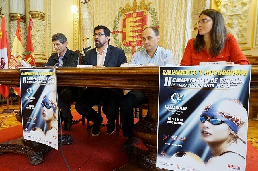 Valladolid acoge el II Campeonato de España de Primavera de Salvamento y Socorrismo Infantil y Cadete