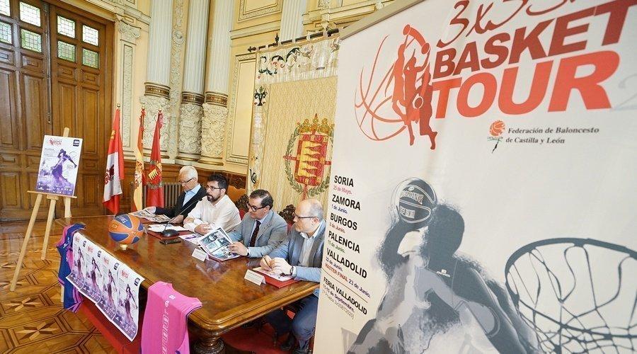 Soria abre el circuito de Basket 3×3 en Castilla y León con 54 equipos inscritos y se cerrará en Valladolid con la Gran Final