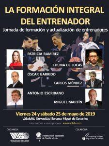 La Formación Integral del Entrenador @ Universidad Europea Miguel de Cervantess | Valladolid | Castilla y León | España
