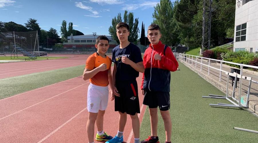 Oier Ibarreche y Juan Pantoja, del Club Boxeo Valladolid, representarán a España en el Campeonato de Europa Júnior