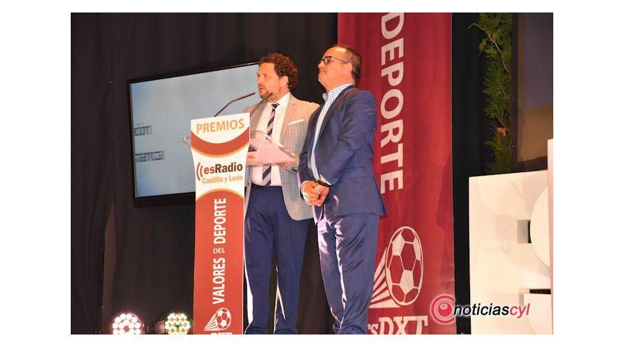 Los premios 'Observatorio de los Valores del Deporte' reconoce a AFEDECYL por la defensa del Deporte de Castilla y León