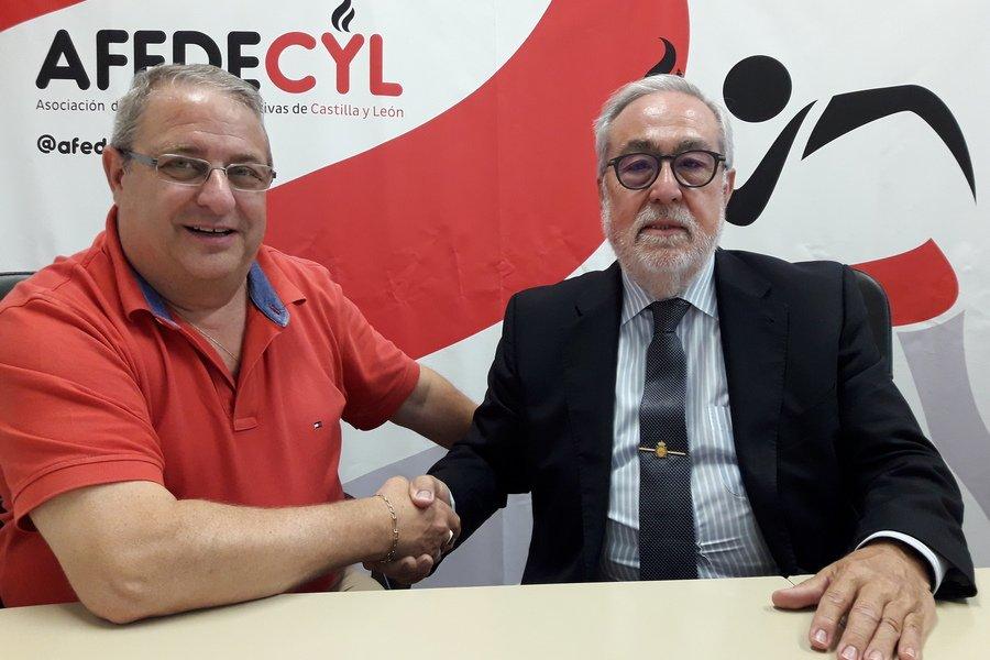 Afedecyl firma un convenio de colaboración con el Club de Empresas para la Promoción de Valladolid