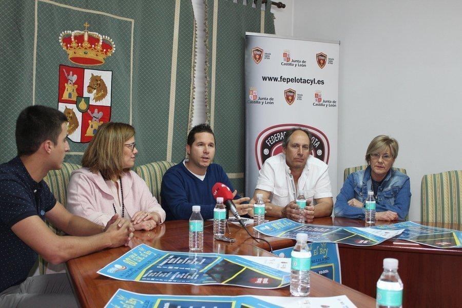 Castilla y León luchará en Vallelado por conseguir la 80º Copa del Rey de Mano y Herramienta