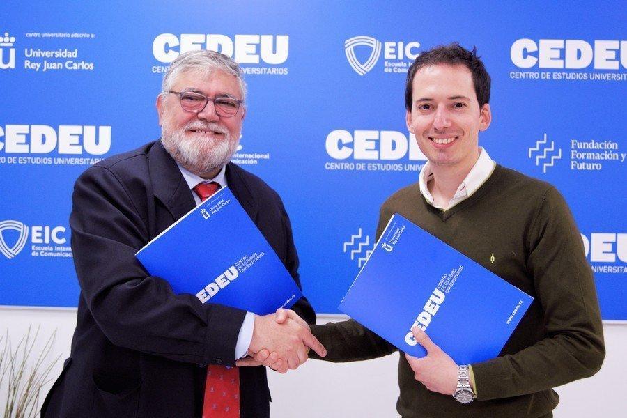 CEDEU y AFEDECYL firman un convenio para potenciar los nexos entre el mundo académico y deportivo