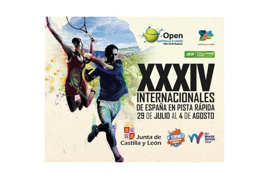 El francés Quentin Halys cabeza de serie en el Abierto del Espinar (Segovia), con más de cien tenistas inscritos