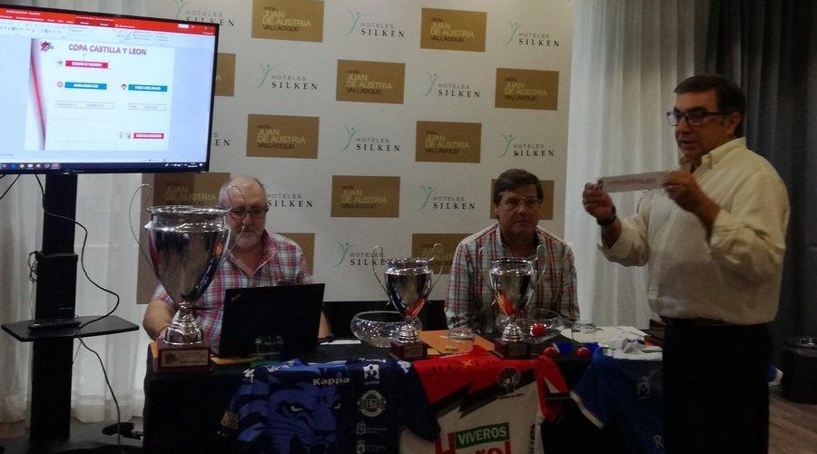 León y Segovia acogen la II y III Copa de Castilla y León  de Balonmano Femenina y Masculina