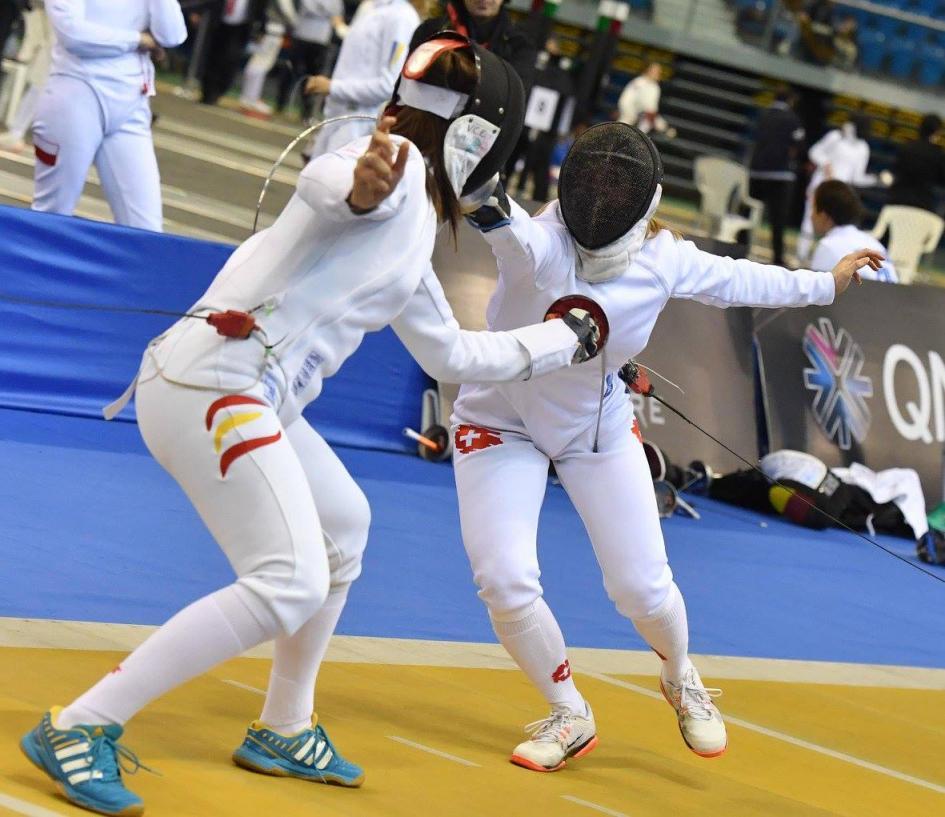 Copa del Mundo Junior Espada femenina
