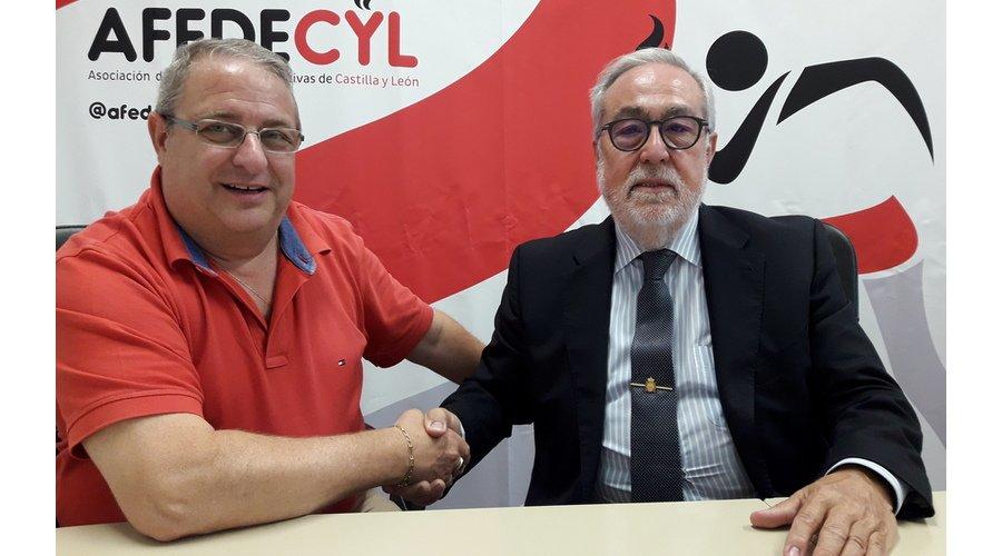 AFEDECYL se adhiere al Club de Empresas para la promoción de Valladolid a través del deporte