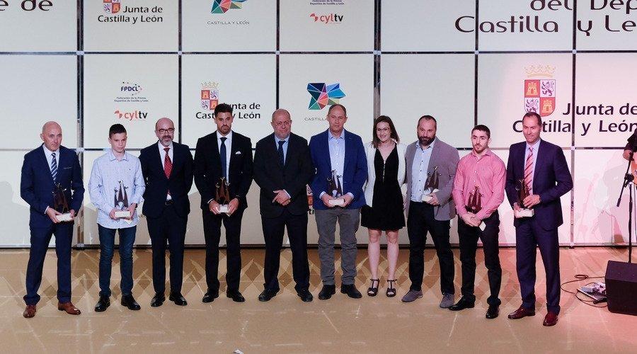 Los premios Podio 2018 reúnen en Valladolid al mejor deporte de Castilla y León
