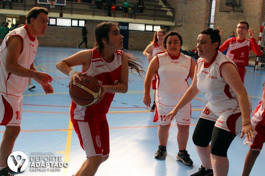 La Liga Special Olympics-Plena Inclusión levanta el telón en Valladolid con buenos resultados para los conjuntos locales