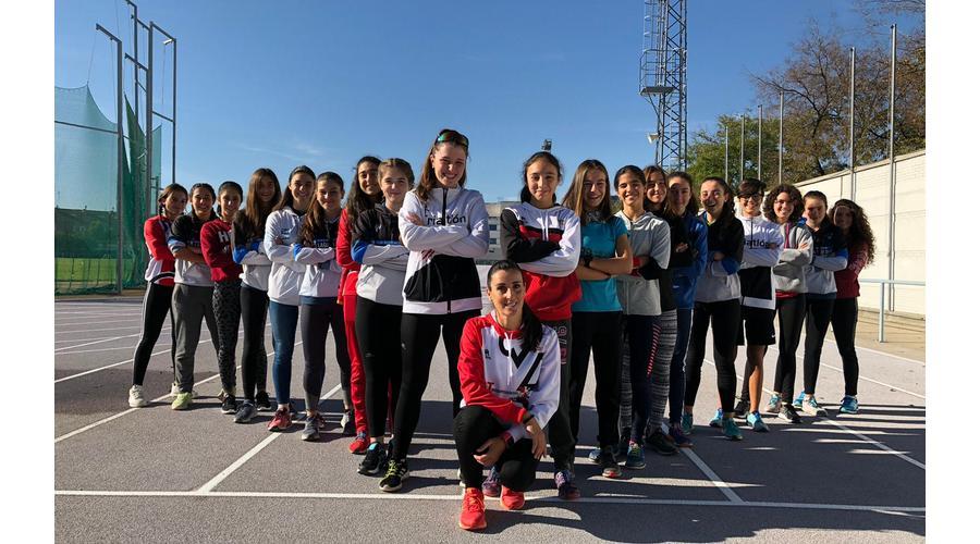 El proyecto Amazonas de triatlón da sus primeros pasos en Castilla y León