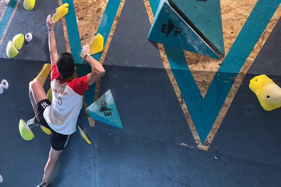 Nueve escaladores representarán a Castilla y León en el 'Supercampeonato' de España de Escalada