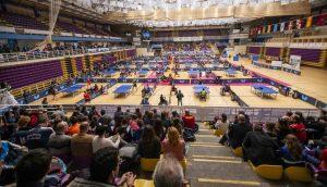 Torneo Estatal de Tenis de Mesa 2020 @ Valladolid.