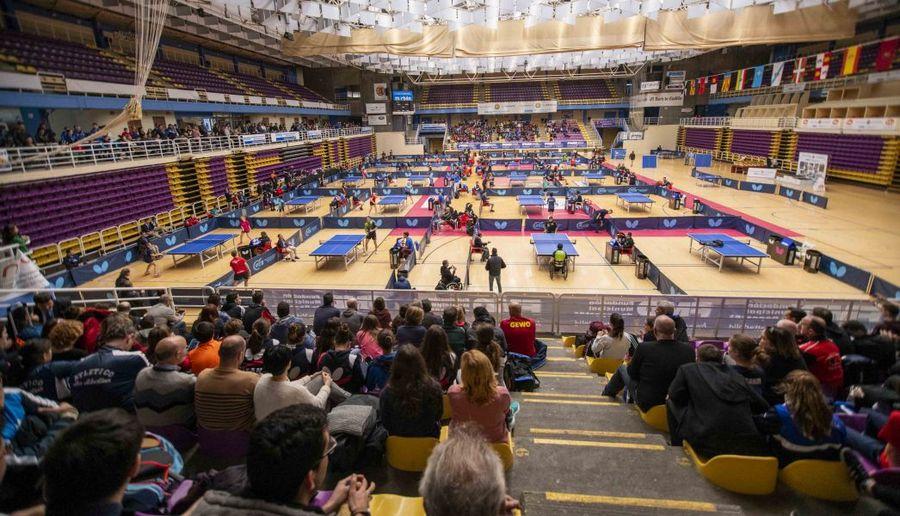¿Quieres ser Voluntario del Torneo Estatal de Tenis de Mesa y conocer la organizacion de un evento deportivo desde dentro?