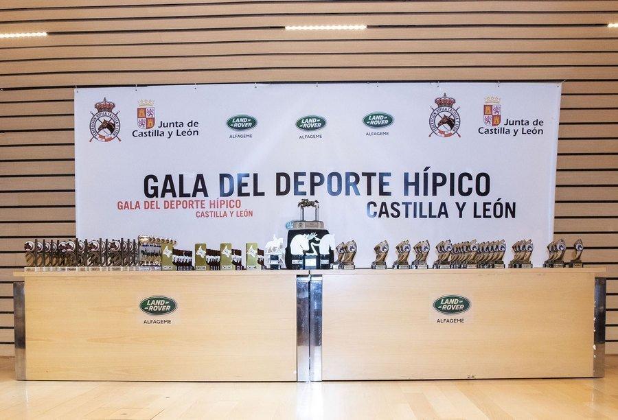 Todo preparado para la Gala del Deporte Hípico que reunirá a los mejores de 2019 en la Feria de Valladolid