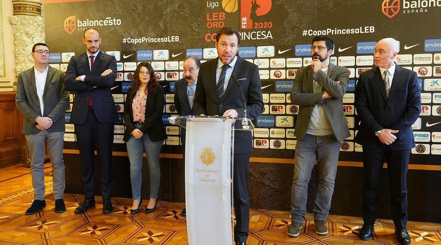 Carramibre y Delteco Basket se juegan en Valladolid el primer titulo oficial de la Liga LEB Oro, la Copa Princesa 2020