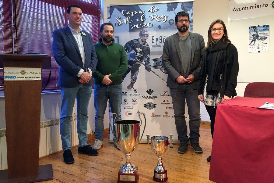 El club Patinaje en Línea de Valladolid luchará por llevarse su décima copa del Rey en casa, ante su público