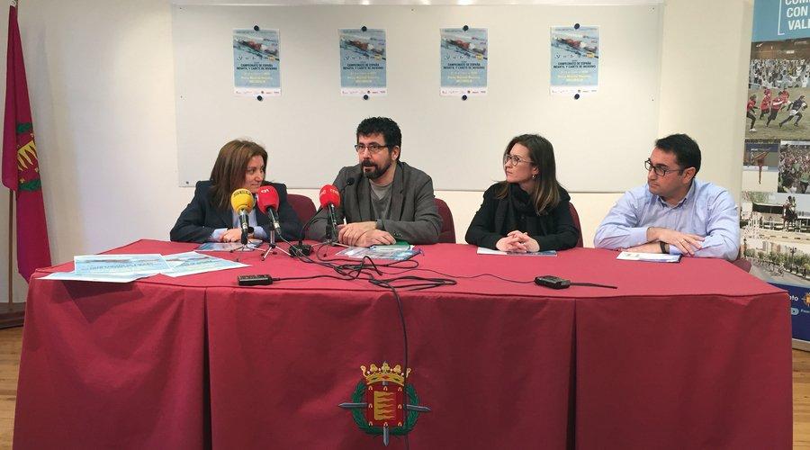 Valladolid acoge el XXXIV campeonato de España infantil y cadete de salvamento y socorrismo