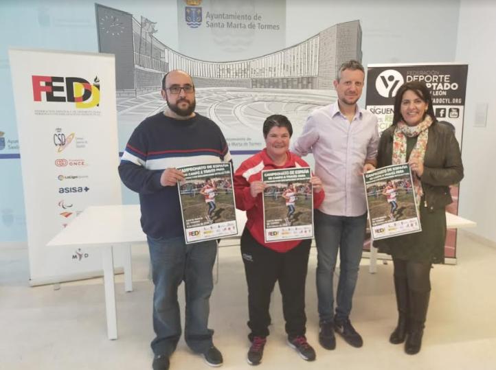 Santa Marta de Tormes acoge este sábado 8 de febrero el Campeonato de España de Campo a Través