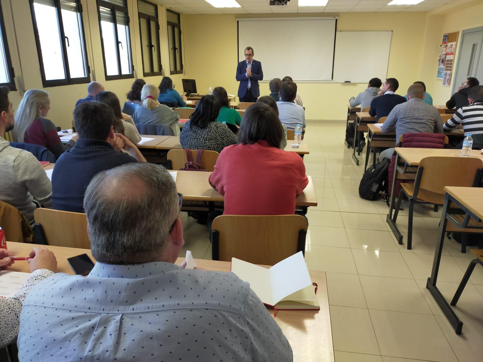 Compliance, Buen gobierno y Responsabilidad, en el curso universitario en Alta Dirección Deportiva, de AFEDECYL
