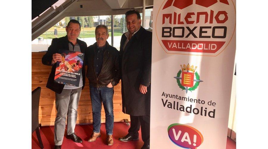 La Cúpula del Milenio acogerá la primera velada de boxeo en 2020 con el Trofeo ciudad de Valladolid