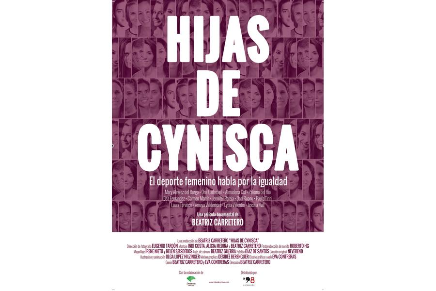 El deporte femenino habla por la Igualdad en el documental 'Hijas de Cynisca' estrenado en Valladolid