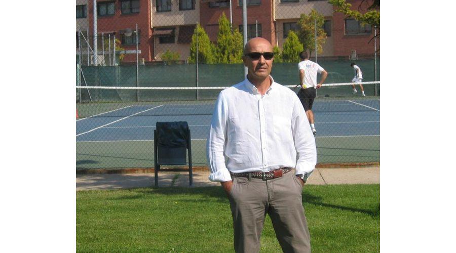 Afedecyl expresa sus tristeza por el fallecimiento de Fernando Bartolomé, exvicepresidente de la Federación de Tenis de Castilla y León