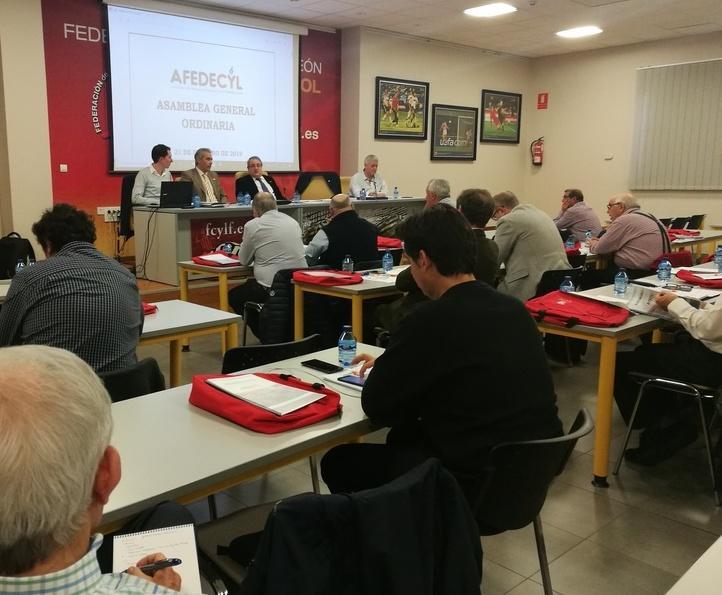 AFEDECYL, en el comité de expertos para buscar soluciones a la crisis del deporte en Castilla y León